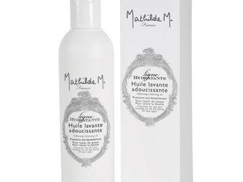 Mathilde M - huile lavante adoucissante 250 ml, toutes peaux - Aceite Para Baño