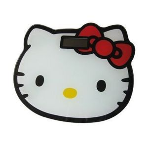 ALPA - pèse-personne hello kitty noeud - Báscula
