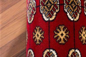 NAZAR - tapis hayat 120x170 red - Alfombra Tradicional