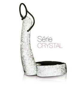 POWER PLATE - crystal - Power Plate
