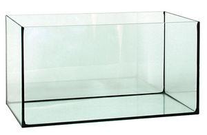 ZOLUX - aquarium 58 litres en verre sans cornière 60x30x32 - Acuario