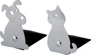 Balvi - duo de cale-portes design chien & chat - Calza De Puerta