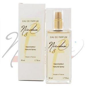 NICOLOSI CREATIONS - eau de parfum femme nicolosi parfum f8 - 50 ml - n - Vaporizador