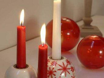 Interior's - enchant� - Candelero De Navidad