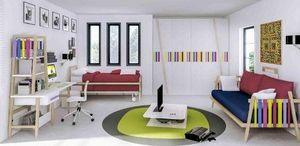 Cia International - set 306 - Habitación Juvenil 11 14 Años