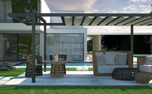 FRAMA ACTION - sintesi shade - Pérgola