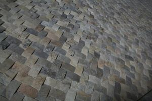 FATHER AND STONE -  - Mosaico