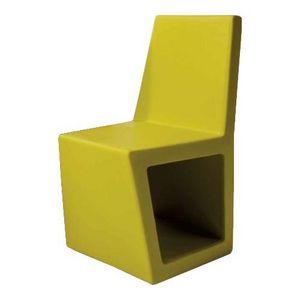 Mathi Design - chaise design cubik - Silla De Jardín