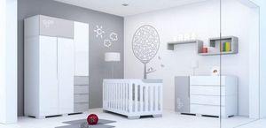 ALONDRA - evolutive silver - Habitación Bebé 0 3 Años