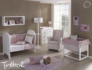 TREBOL MOBILIARIO -  - Habitación Bebé 0 3 Años
