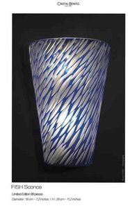 Cristal Benito -  - Lámpara De Pared
