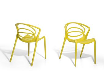 BELIANI - chaises de jardin - Silla De Jardín