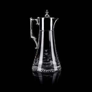 TSAR IMPERIAL - arabesque decanter - Decantador