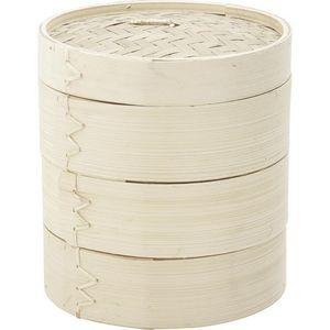 Aubry-Gaspard - cuit vapeur en bambou 3 étages - Hornillo