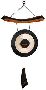 Woodstock Chimes - gong suspendu éolien - Gong