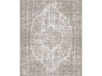 WHITE LABEL - tapis sable 240 x 170 cm - oriental - l 240 x l 17 - Alfombra Contemporánea