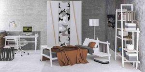 Cia International - set 308 - Habitación Adolescente 15 18 Años