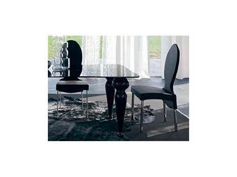 WHITE LABEL - chaises allure ? lot de 2 - Silla De Recepción
