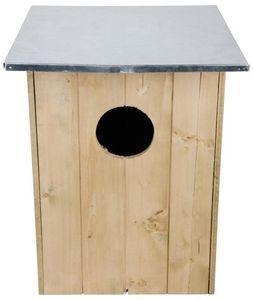 BEST FOR BIRDS - nichoir pour chouette hulotte - Casa De Pájaros