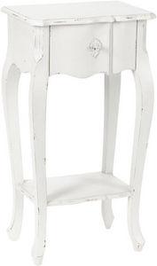 Amadeus - table téléphone 1 tiroir harpe - Mesa De Teléfono