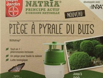 BAYER - piège à pyrale du buis. bayer jardin - Fungicida Insecticida