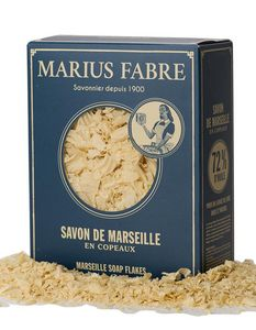 MARIUS FABRE - copeaux de savon de marseille - Jabón