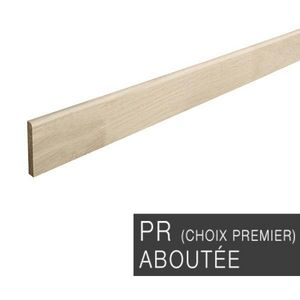 PARQUET CHENE MASSIF -  - Rodapié