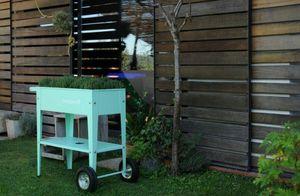 HERSTERA - --urban garden trolley  - Cuadrado Para Huerta