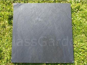 CLASSGARDEN - dalle pas japonais carré 40x40 - pack de 16 pièces - Paso Japonés