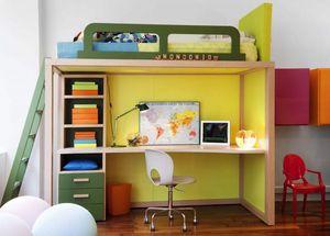 DEARKIDS - bunk-- - Habitación Juvenil 11 14 Años