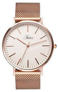 AUCTOR - l'élégante gold 40 - Reloj