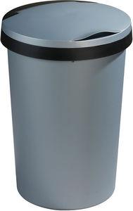 Sunware Garden - poubelle 45 l avec couvercle plat twinga - Cubo De Basura De Cocina
