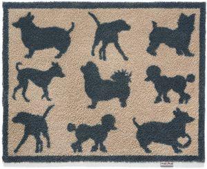 HUG RUG - tapis paillasson pour la maison motif chien - Felpudo