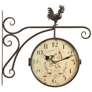 DECORATION D'AUTREFOIS -  - Reloj De Exterior