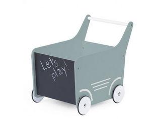 CHILDHOME - trotteur en bois - Carro Para Juguetes