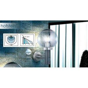 GLOBO LIGHTING -  - Aplique Exterior Con Detector