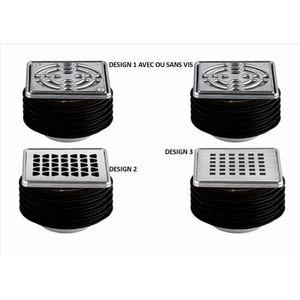SCHLUTER - SYSTEMS - siphon de salle de bains 1416445 - Sifón Para Baño
