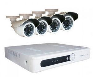 Otro Sistemas de interfono & videovigilancia
