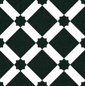CasaLux Home Design - carrelage grès effet carreau ciment - Baldosas De Gres Para Suelo