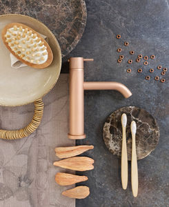 Ritmonio - frosted rose gold - Grifo Para Lavabo