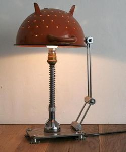 GALERIE ARTKRAFT -  - Lámpara De Escritorio