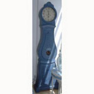 Gustavian -  - Reloj De Pared Caja Alta