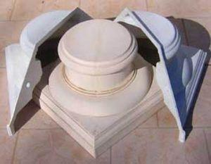 Molde de columna