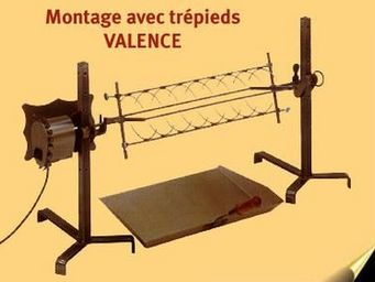 Forges De Rodez - valence - Asador
