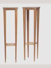 Philippe Parent - interlace - Pedestal