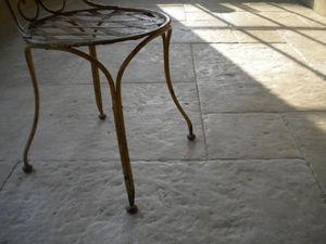 héritage. matériaux anciens - reproduction dalles en pierre ancienne - Baldosa De Piedra Natural