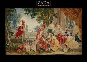 ZADA GALLERY -  - Tapicería De Bruselas