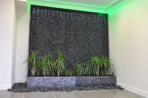 ETIK&O - mur d'eau calde - Muro De Agua