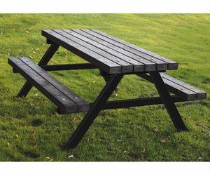 Endat Group - eastmoor recycled plastic picnic table - Mesa De Picnic