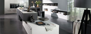 Rational Built-In Kitchens -  - Islote De Cocina Equipado